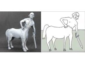 George Washington Horse