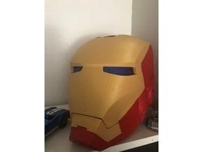 Iron Man Mask For Printing