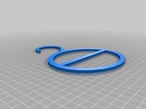 Scarf holder / Scarf hanger