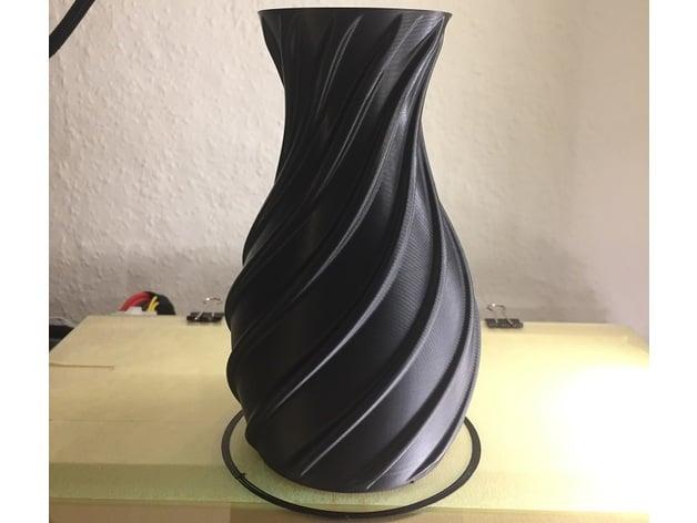 Spiral Vase By Jj76 Thingiverse