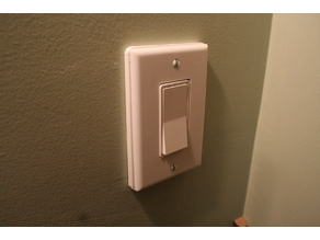 Light Switch Spacer