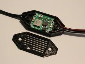 Case for DC converter based on MP1584