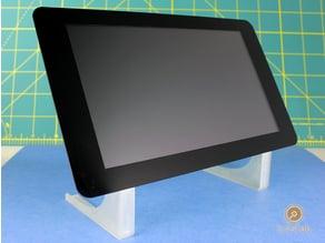 "Raspberry Pi 7"" Touchscreen Light Stand"