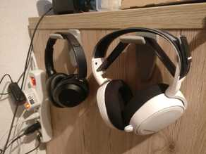 Simple Headphone Holder