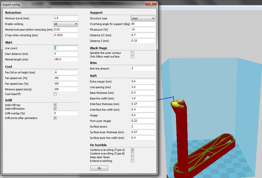 Printrbot Smalls Spool Holder by MatthewGTaylor - Thingiverse