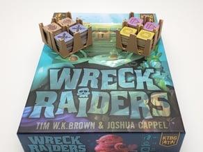 Wreck Raiders Treasure tiles token holder