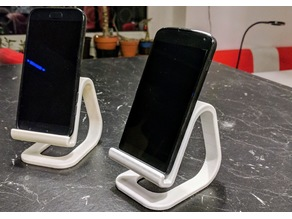 Universal Phone Stand (even for large phones)