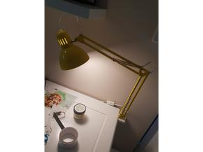 Side Mount for IKEA TERTIAL Work Lamp