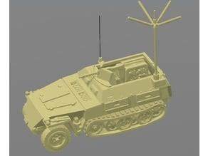 SdKfz 250 neu