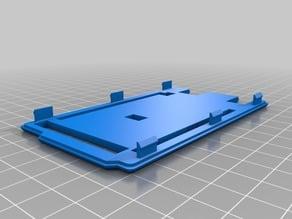 Arduino Mega 2560 Snug Case with mount holes
