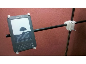 Nook Hook Book for a Kindle K3