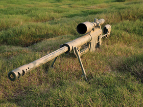 The M200 Sniper Rifle