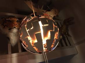 Ikea PS 2014 Lamp to regular light fitting adaptor