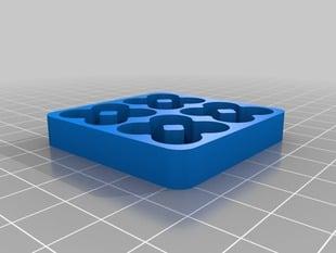 Customized Battery Tray 4x4 AAA