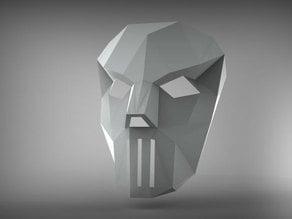Case Jones Mask