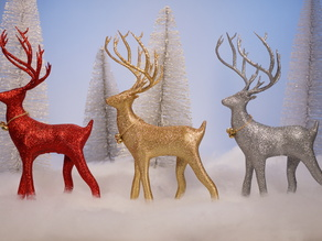 Holiday Christmas Deer