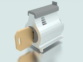 Huge Pin Tumbler Lock