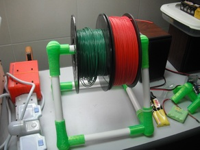 Multi-purpose spool stand