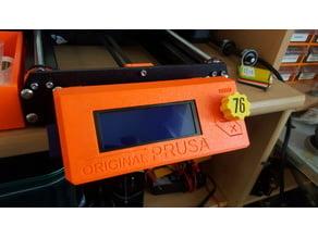 Fallout 76 Prusa MK3 Display LCD knop