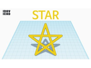 [1DAY 1CAD] STAR