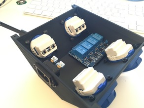 Arduino Relay Box