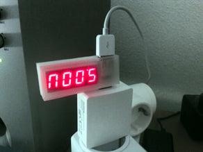 enclosure for USB voltmeter - ammeter
