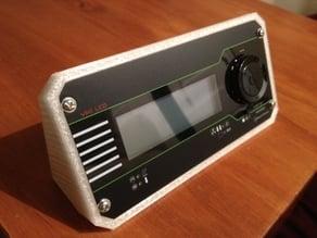 ViKi LCD freestanding case mount - mounting bezel