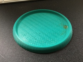 Anti-Drip Coaster
