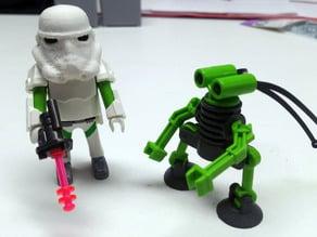 Playmobil Stormtrooper Helmet