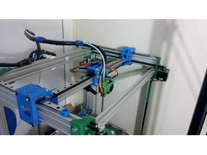 D-bot linear rail upgrade kit