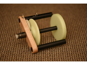 Bobbin for Ashford Spinning Wheel Woolee Winder