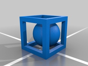 Sphere in a Box