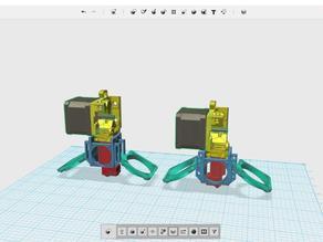 Prusa i3 Rework 1.5 : Fan modification