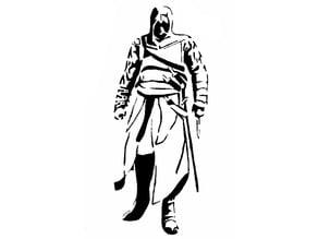 AC Altair stencil