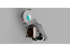 E3D Chimera 40mm Fan + DC42 sensor + Fang duct mount