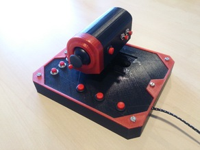 HOTAS Throttle Joystick