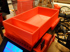 CR-10 S/S3/S4/S5 Tool and Accessories Tray #2