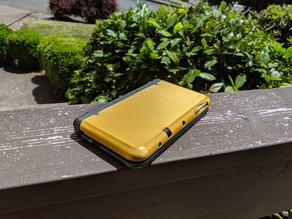 New 3DS XL Battery Cover Plate