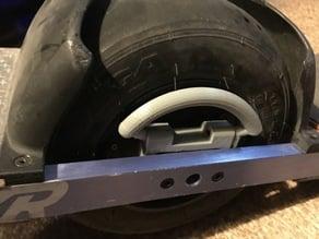Onewheel foldable handle