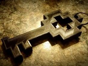 8-BIT Styled Key(ring)