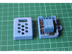 Case for 5V 1 Way Relay Module
