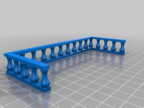 D&D Cathedral Railing