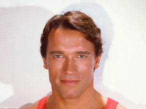 Arnold Schwarzenegger Head