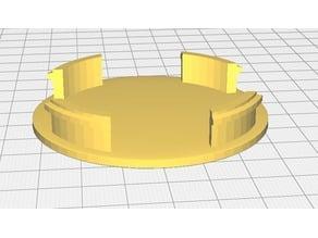 Universal Wheel Center Cap - Pitch circle 60mm