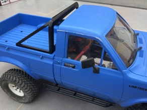 Rollcage for tf2 mojave (hilux)