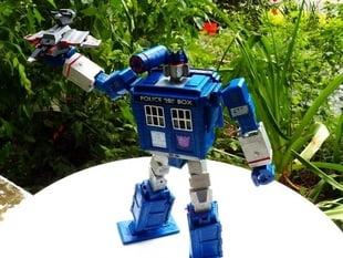 Transformer Tardis