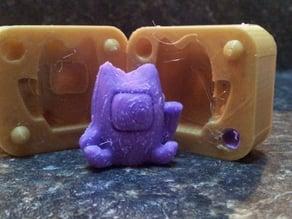 Lucky Cat Mold