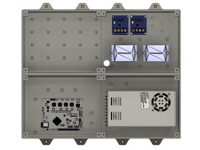BLV Electronics enclosure