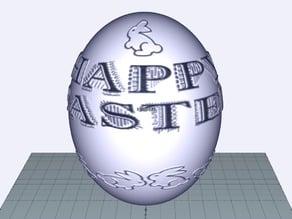 #Mixelate Easter Egg
