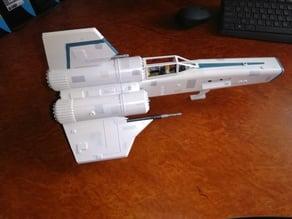 Battlestar Galatica Viper 2 seater version